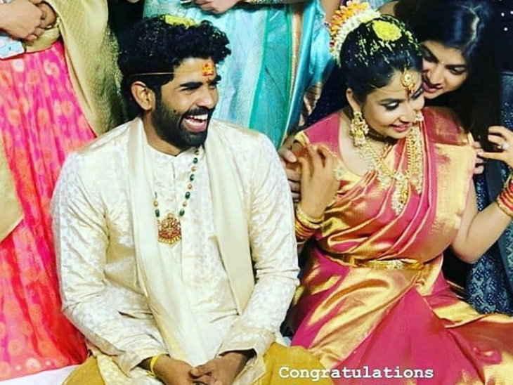 वेडिंग / राजामौली के बेटे की शादी