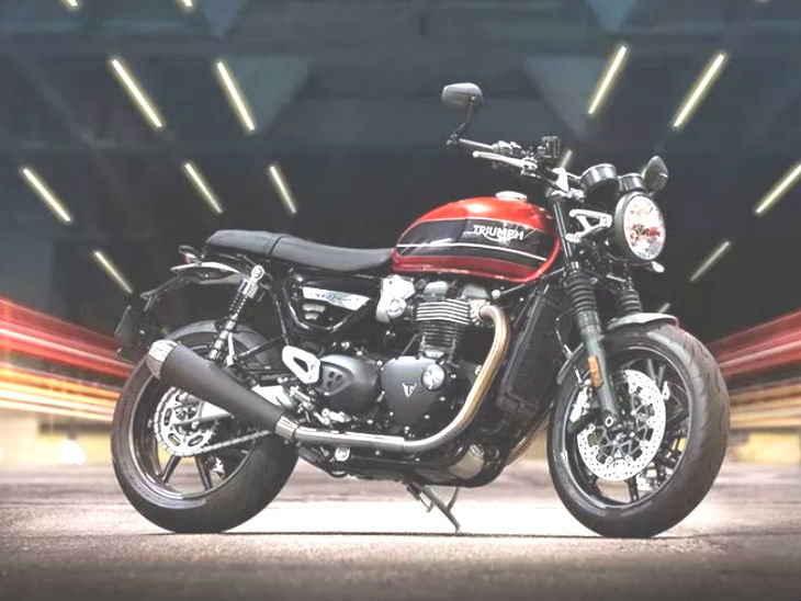 अपकमिंग / ट्रायम्फ ने पेश की नई 2019 स्पीड ट्विन बोनविले मोटरसाइकिल