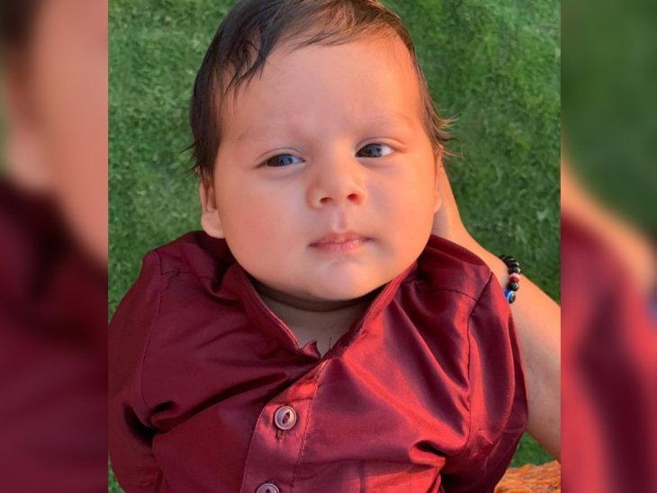 फर्स्ट फोटो / शाहिद कपूर का बेटा ज़ेन