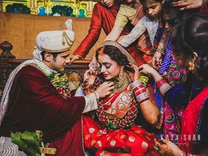 टीवी स्टार पारुल चौहान की शादी