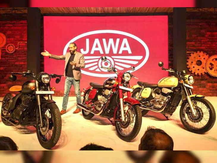 जावा मोटरसाइकिल / 44 साल बाद भारत में वापसी