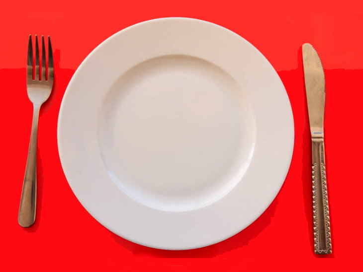 तौर-तरीके / खाने की आदतें बताती हैं प्लेट में रखी काटा-छूरी